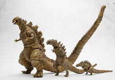 Japan MonsterArts SHIN GODZILLA 2016 Figures 2nd & 3rd & 4th form Limited Color