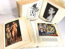 PICASSO, 3 vol. collection Skira, peintures, dessins et 1950-1968