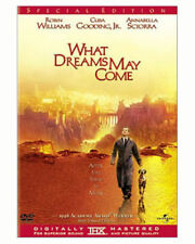 New What Dreams May Come Dvd 1998 Robin Williams Cuba Gooding Jr Movie Annabella