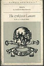 The 17th/21st Lancers Famous Regiments Series by R. L. V. Ffrench Blake