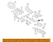 VW VOLKSWAGEN OEM 00-05 Jetta 1.8L-L4 Exhaust-Front Muffler Clamp 1K0253141M