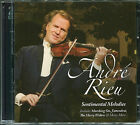 ANDRE RIEU SENTIMENTAL MELODIES - 2 CD BOX SET - MARCHING ON & MANY MORE