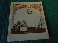 IMPOSSIBLE POSSUM, Ellen Conford 1971