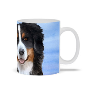Coffee Mug Cup 11oz or 15oz Dog 125 Bernese Mountain art L.Dumas
