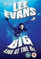 Lee Evans - Big - Live At The O2 (DVD) Like New