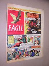 EAGLE COMIC. DAN DARE etc. 14 JANUARY 1955.
