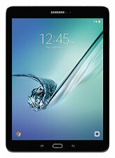 "NEW SAMSUNG GALAXY TAB S2 9.7"" 3GB/32GB 2048x1536 ANDROID TABLET MS Office Black"