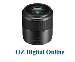 New Panasonic Lumix G Macro 30mm f/2.8 Asph. O.I.S. Lens 1 Year Au Warranty