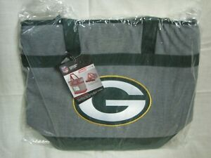 Green Bay Packers Coleman Rawlings Grocery Getter Insulated Tote NEW
