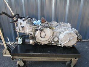 07 SUZUKI BURGMAN AN650 AN 650 COMPLETE ENGINE MOTOR GOOD RUNNING