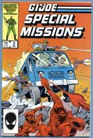 G.I. Joe Special Missions #3 (Feb 1987, Marvel) Larry Hama Herb Trimpe