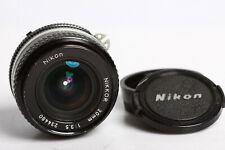 Nikon Nikkor 3,5/20 Ais