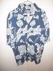 Joe Kealoha's Reyn Spooner Hawaiian Shirt Mens XXL Rayon Aloha Shirt