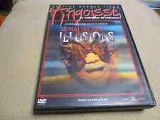 Dvd LE MAITRE DES ILLUSIONS Scott BAKULA, Famke JANSSEN / Clive BARKER - horreur