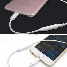 Jack Adapter Cable Lightning to 3.5mm Aux Iphone 7/7+ IOS Version 10.2 Below Mel