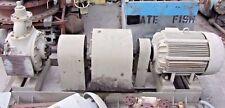 Blackmer Stripping Pump 400gpm150psig Falk Gearbox 76451 Tech System Motor