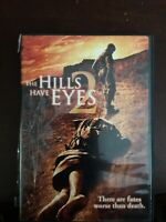 The Hills Have Eyes 2 (DVD, 2009, Rated; Dual Side)