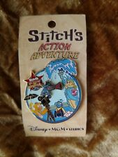 Disney Stitch's Action Adventure Muppet Vision Pin