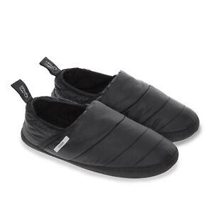 Qeedo Cozys warme Hausschuhe für Damen, Herren, Hüttenschuhe, kompakt, Zeltschuh