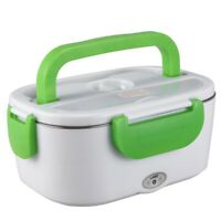 US Plug Electric Lunch Box Insulation Self-Heating Function Food Heater Ho O8B9