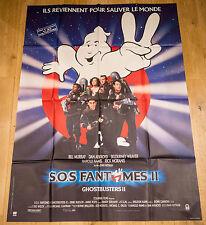 Affiche de cinéma : SOS FANTOMES 2 de IVAN REITMAN