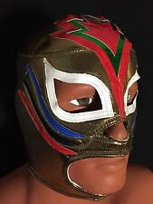 OLYMPIC/EL OLIMPICO! WRESTLING-LUCHADOR MASK!! VERY RARE!! HANDMADE MASK!!
