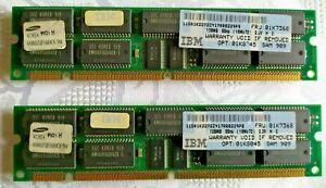 IBM 01K7368 128MB ECC Memory Module