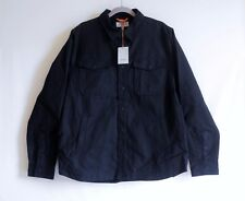 $498 Jack Spade Waxwear P2RU1552 Men's Shirt Jacket Size L New