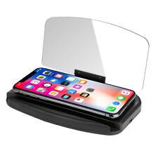 6.5'' Car HUD Holder Phone Bracket Head Up Display Projector For GPS NavigatHGU