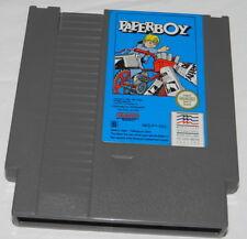 PAPERBOY    Nintendo  NES Spiel    GETESTET