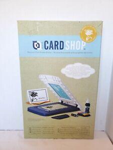 Yudu Card Shop Screen Printer And Accessories Brand New open box