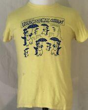 Fleetwood Mac 1978 Rumours Crew Shirt Cleveland Lakefront Stadium Belkin WMMS