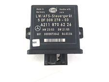 Mercedes Benz CLK GL ML R SLK Class Head Light Control Module 05 11 A2118706226