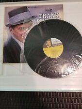 FACTORY SEALED NOS  VINYL FRANK SINATRA THATS LIFE LP TRI COLOR REPRISE FS 1020