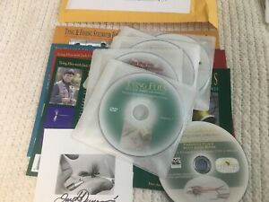Hot Deal Jack Dennis and friends fly tying 12 DVD's collection for 20 dollars