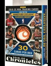 2019/20 Panini Chronicles NBA Basketball cards Hanger Box ZION WILLIAMSON RC?