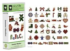 Cricut Cartridge - Sweater Weather - Winter Stitches, Knitting, Knits, Christmas