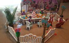 VINTAGE~Playmobil~VICTORIAN DOLLHOUSE~5339~WEDDING RECEPTION