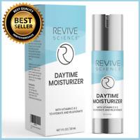 Anti-Aging Face Moisturizer W Argireline Vitamin C & E Hydrates, Reduce Wrinkles