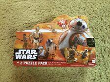 Star Wars Puzzle!!!  2 Pack!!!