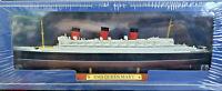 RMS Queen Mary Transatlantico - Scala 1:1250 Die Cast - DeAgostini