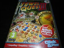 Jewel Quest III  gem matching puzzle    Pc game