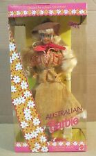 Australian Barbie Dolls of The World Collection Dressed For Outback Adventures