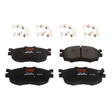 Disc Brake Pad Set-Premium Disc Brake Pad Front TRW TPC1156