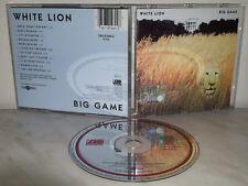 CD WHITE LION - BIG GAME