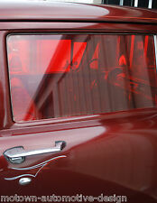 GASSER WINDOW TINT Red HEMI B/G A/FX ALTERED FUNNY CAR WILLYS 33 40 HILBORN 427
