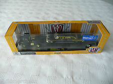 M2 Machines CHASE Auto-Haulers 1958 Chevrolet LCF, 1957 Chevy Bel Air Black Gold