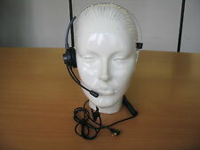 GXP Headset for cellular phones with a 3.5mm Audio Jack for Grandstream GXV3140
