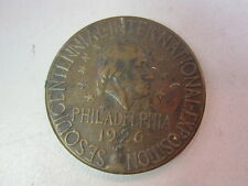 1926 Philadelphia, PA Sesquicentennial International Exposition Medal Nice AU