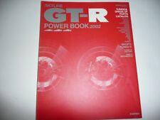 NISSAN SKYLINE GT-R POWER BOOK Tuning & Modify Dress Up Catalog rare !